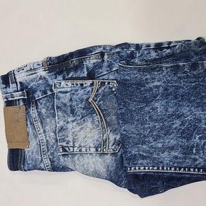 Blue Men's Denim Jeans